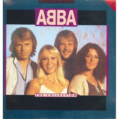 Abba LP Vinilo The Collection Gatefold/Castle Ccslp Nuevo 176 ‎ 5013428031766