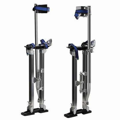 Drywall Painters Walking Stilts Taping Finishing Tools - Adjustable 24
