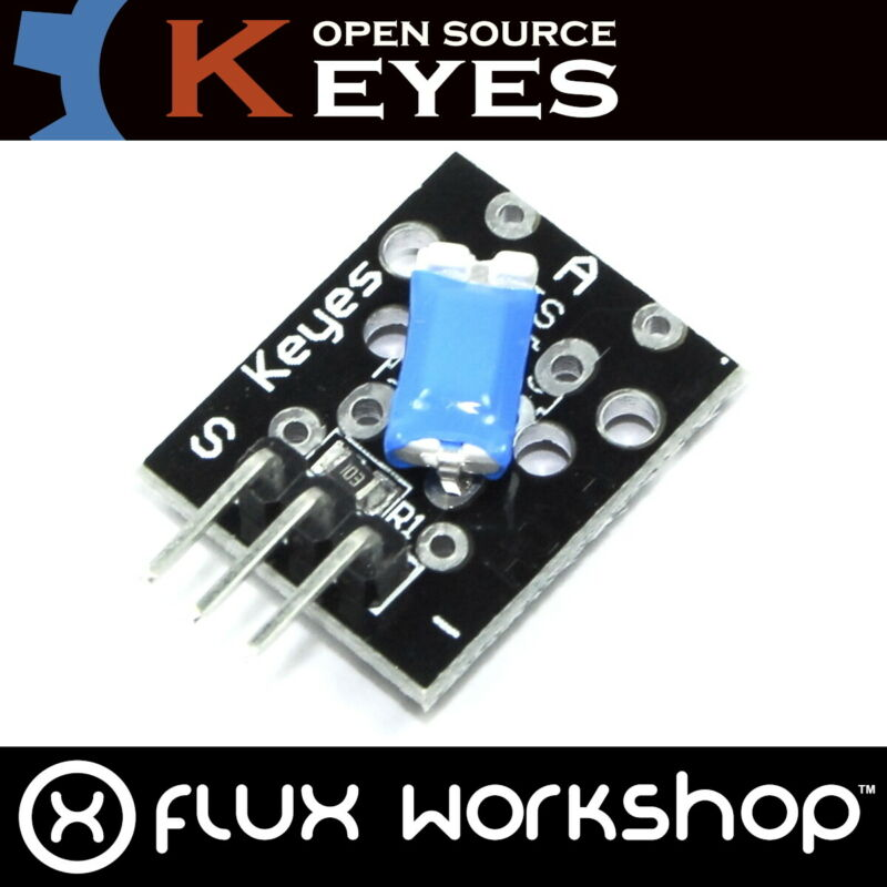 5pcs Keyes Mini Tilt Switch KY-020 Easy 5V Arduino Raspberry Pi Flux Workshop