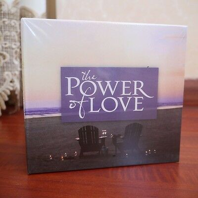 """NEW SEALED! V.A. """"The Power Of Love"""" 9 CD Box Set Time Life"""