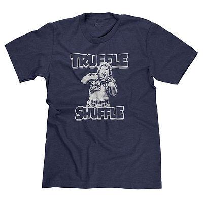 Truffle Shuffle Funny Goonies Chunk Dance 1980S Retro Parody Mens T Shirt Tee