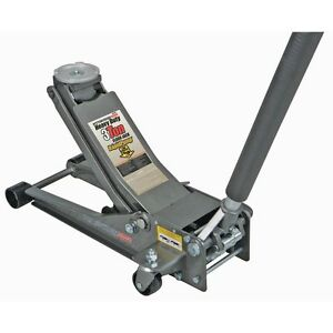 3 ton quick lift heavy duty ultra low profile steel floor for 10 ton floor jack for sale