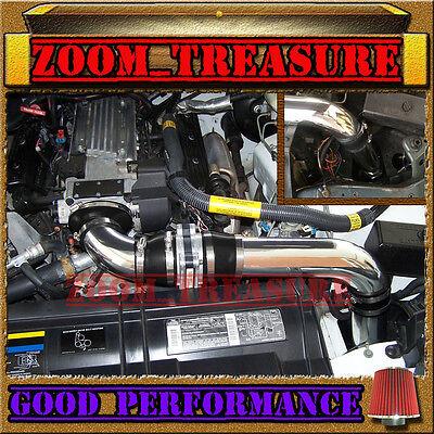 - BLACK RED 1994-1997 CHEVY CAMARO Z28/FORMULA/TRANS AM 5.7L FULL COLD AIR INTAKE