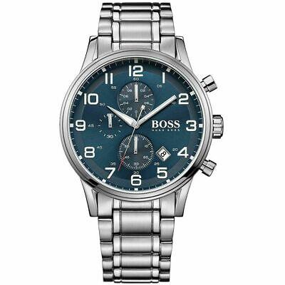 HUGO BOSS® watch Mens Aeroliner Chronograph HB 1513183