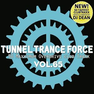 TUNNEL TRANCE FORCE Vol. 65 -- 2 CDs  NEU!!!!!!!!!!!!!!!!!!!!!!!!