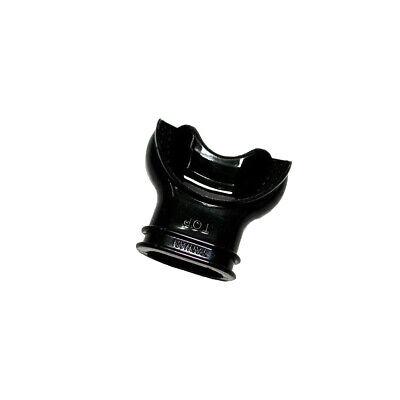 Divepro Silicona Boquilla Confort (Negro)