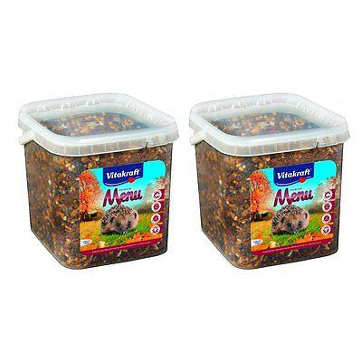 VITAKRAFT Alimentación Del Erizo 5kg Comida Seca Para Óptimo Forro de Invierno