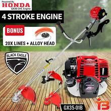 2 in 1 Black Eagle Multi Tools Brush Cutter -Genuine Honda Engine Fairfield East Fairfield Area Preview