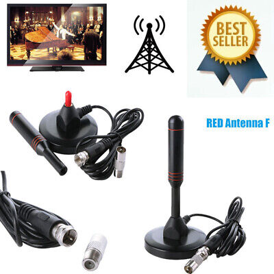 2019 UK Best Portable TV Antenna Indoor Outdoor Digital HD Freeview Aerial