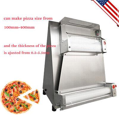 Automatic Pizza Dough Roller Sheeter Pizza Making Machine Restaurant Kitchen Usa