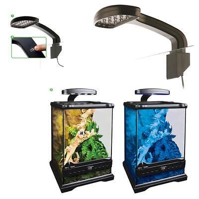 Exo Terra Day & Night LED, Energiesparendes Terrarien Beleuchtungssystem PT2335