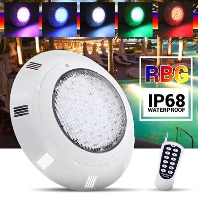 35W 360LED GB Swimming Pool LED Light emote Control IP68 Fountain Summer