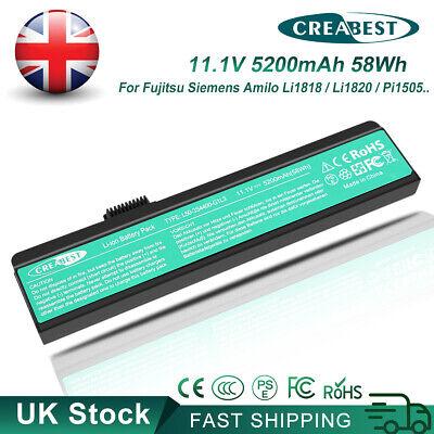 3S4000-G1S2-04 23GL1GF0F-8A 805N00045 74125300270 Battery For FujitsuUniwill L50