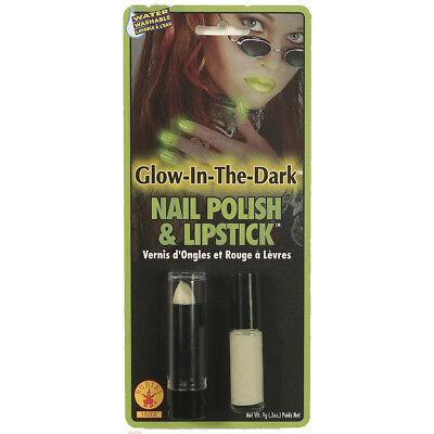 Glow in the Dark Lipstick And Nail - Glow In The Dark Lipstick