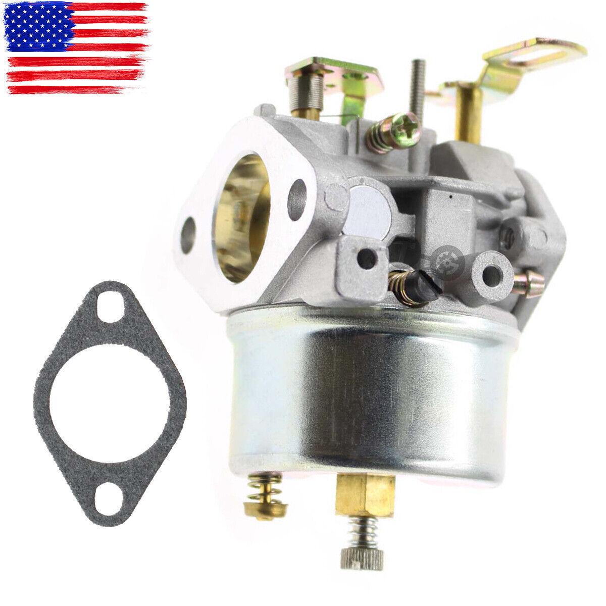 Details about Adjustable Carburetor for Tecumseh 7hp 8hp Toro Sears  Craftsman MTD Snowblowers