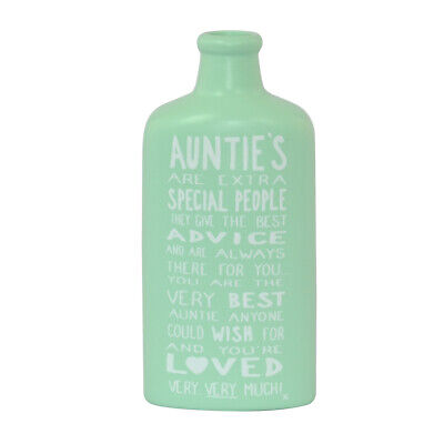 Message In A Bottle Ideas (Special Auntie Message On A Bottle Gift Small 5