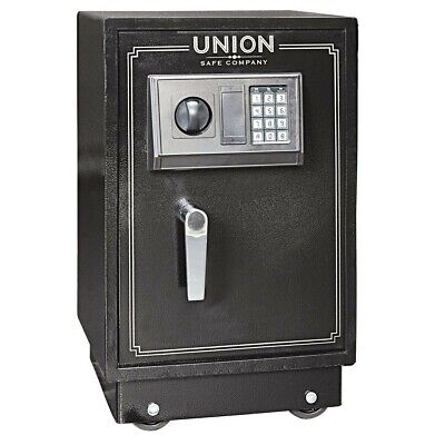 New 1.51 Cubic Foot Steel Safe Guns Jewelry Valuables Digital Keypad Heavy STEEL