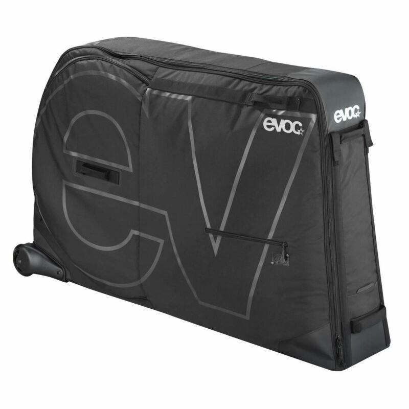 EVOC BIKE TRAVEL BAG 2019: BLACK