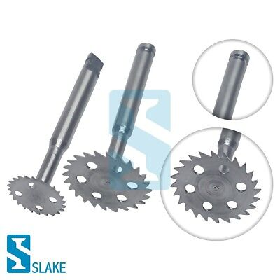2pcs Set Of Dental Implant Saw Disk Cutting Tool 7mm 10mm 0.3mm Disk Latch Type