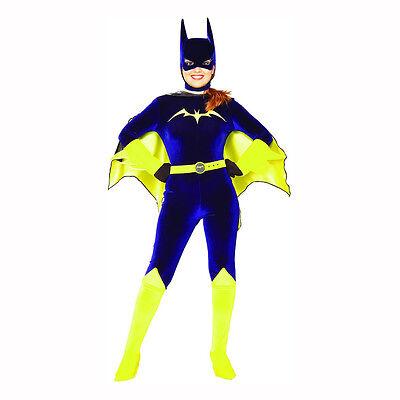 Batgirl Gotham Girls Sexy Adult Costume Rubies (Girls Batgirl Kostüm)