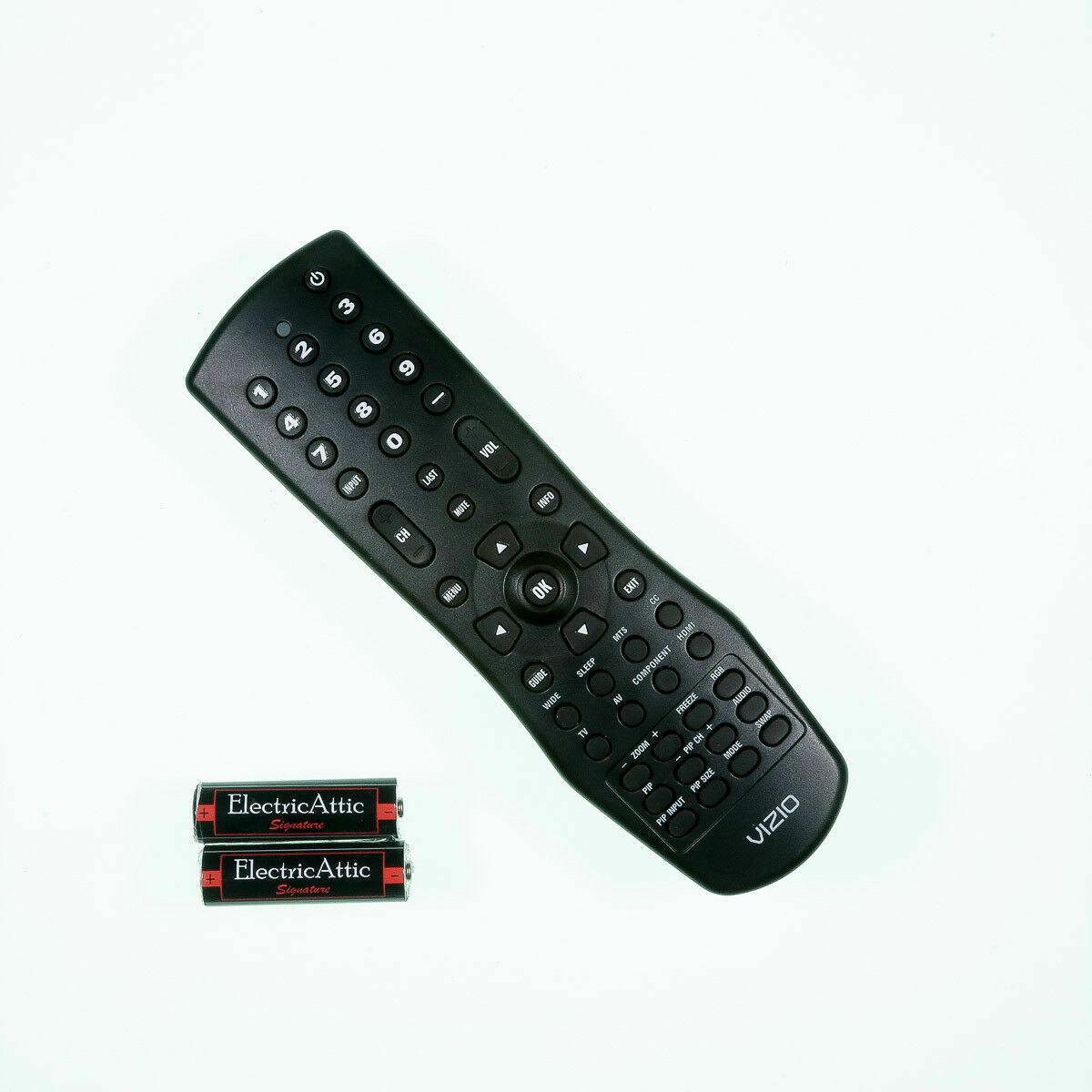VIZIO LCD Pip TV Remote Control 6150bc0-r C072001