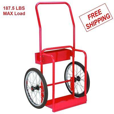 Welding Cart Dual Tank Cart Torch Tank Cart Oxy Acetylene Cart Torch Cart