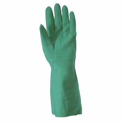 6 Pack Wells Lamont Nitrile Solvent Rubber Glove