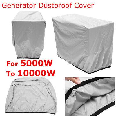 Us Generator Dustproof Large Uv Weatherproof Cover For Generator 5000w To 10000w
