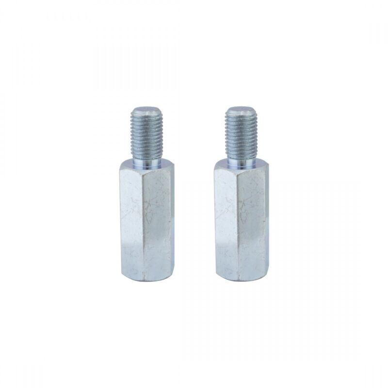 Sunlite Replacement Axle Extender Pair Silver