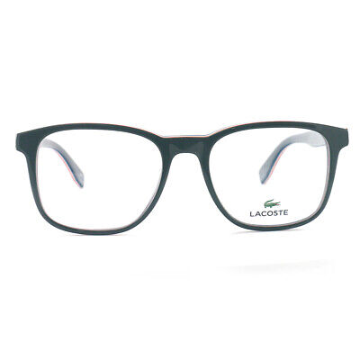 Lacoste L2812 Men's Eyeglasses 318 Army Green Plastic 52 18 145
