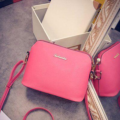 New Women Handbag Shoulder Bag Leather Messenger Hobo Bag Satchel Tote Purse