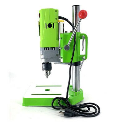 110v 710w Mini Bench Drill Machine Electric Drill Stand Low Noise For Home Diy