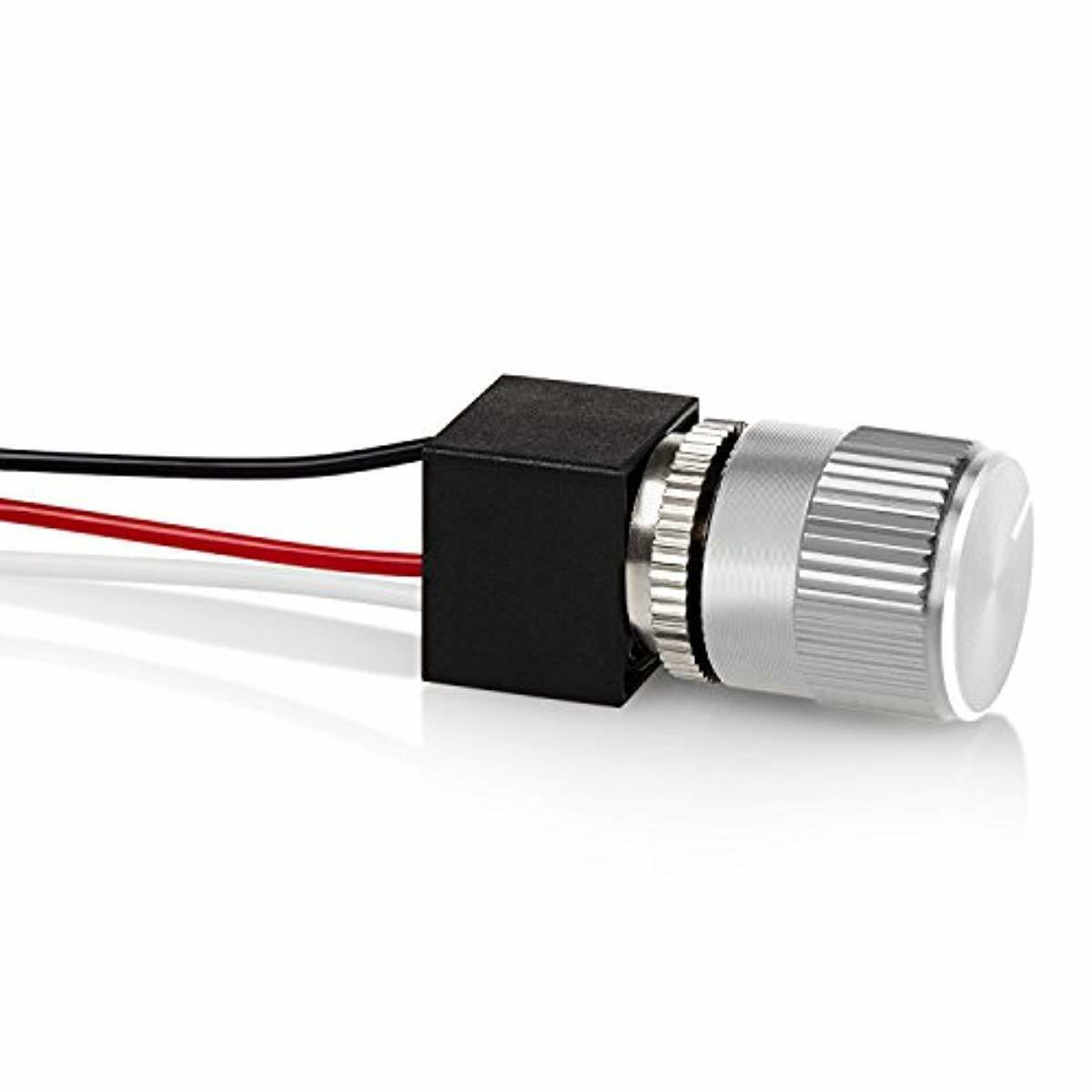 12 Volt DC Dimmer for LED Halogen Incandescent RV Auto ...