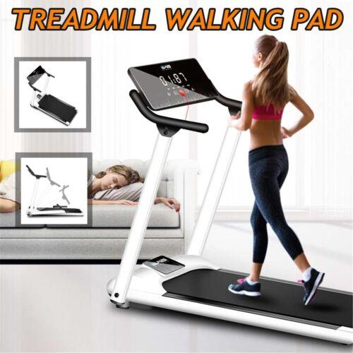 Home Fitness Treadmills Foldable Gym Exercise Running Machine Equipment