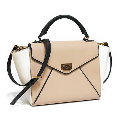 Kate Spade bag Wesley Place Laurel medium-sized new beige shoulder bag WKRU3397