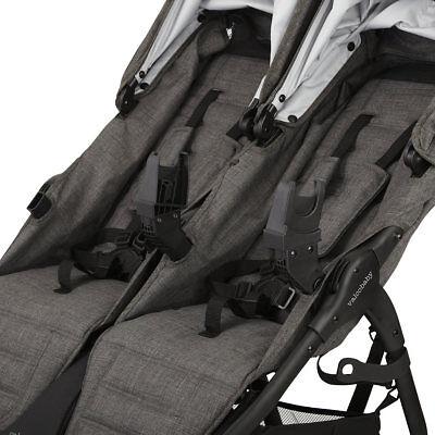 Valco Car Seat Adapter for Duo Trend Double Stroller Maxi Cosi, Nuna, & Cybex! for sale  Washington