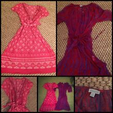 2 vintage summer dresses. $15 each or 2 for $20 Edgecliff Eastern Suburbs Preview