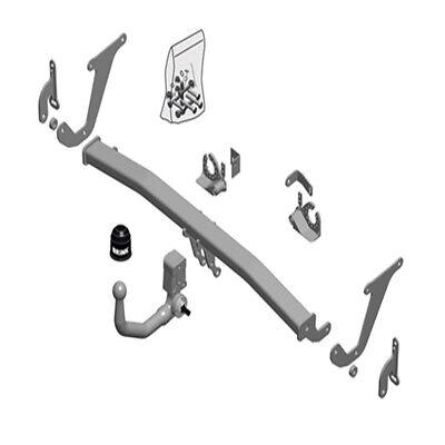 Vertical Detachable Towbar for Peugeot 3008 2-4WD 2016 29052//VM/_UKH1