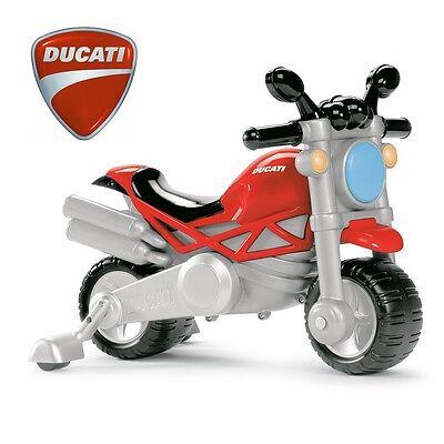 CHICCO: DUCATI Monster - Moto Cavalcabile / Sit N Ride Motorbike [71561]