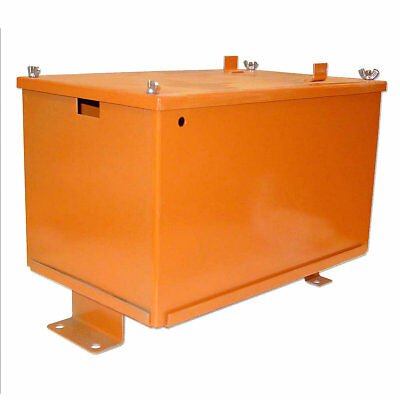 Battery Box With Lid Wd45 Diesel Allis Chalmers Ac 193