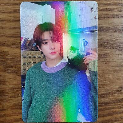 Jake Official Photocard Enhypen 1st Album Dimension : Dilemma Kpop Genuine