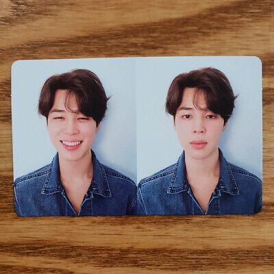 Jimin Official Photocard BTS Love Yourself Tear R Version Genuine Kpop