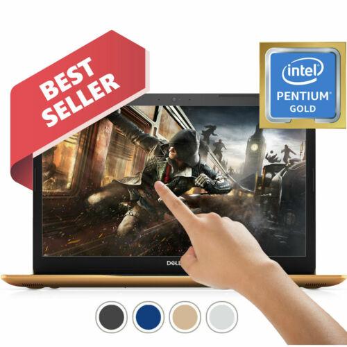 "DELL 17.3"" TOUCHSCREEN Laptop Intel Pentium 2.30GHz 8GB Ram 1TB HDD DVD+RW Win10"