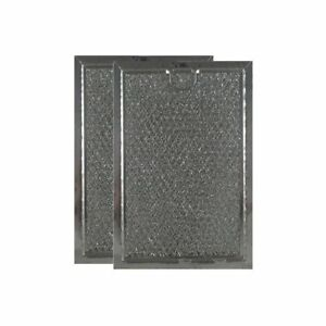 2-PACK Replacement Microwave Grease Filters For LG 5230W1A01