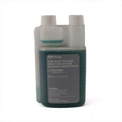 Genuine BMW Fuel Injector Cleaner Injection Concentrate 16oz. OE 82140428376