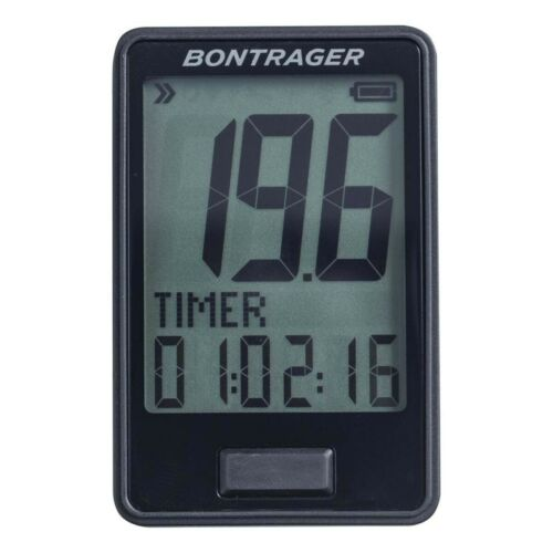 Bontrager RIDEtime Cycling Computer 553889 NEW FREE SHIPPING