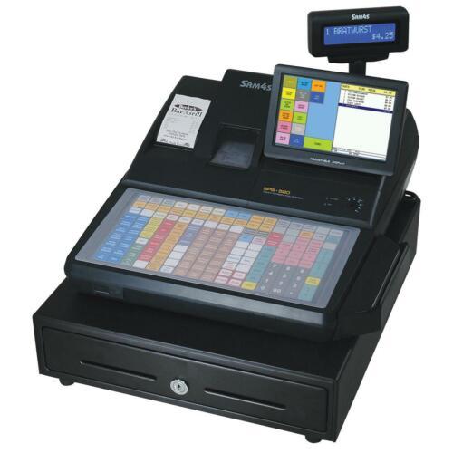 Sam4s ECR SPS-520 - FT Touch Screen POS Cash Register