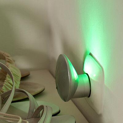 3 Stück LED Nachtlicht mit Sensor Nachtlampe Orientierung für Steckdose Notlicht