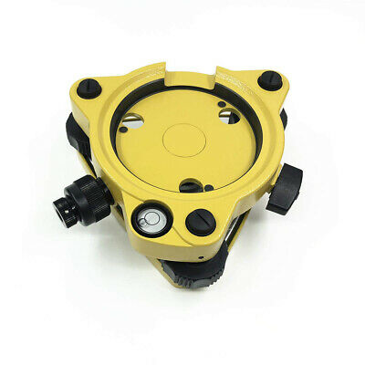 New Tribrach With Optical Plummet -yellow