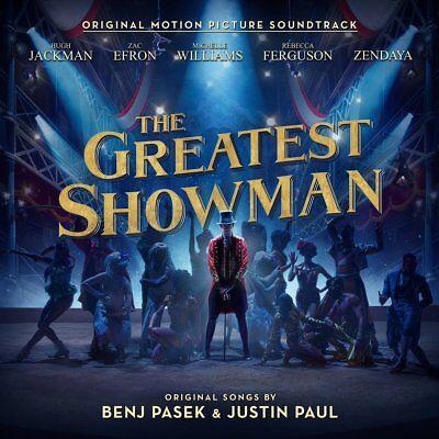 THE GREATEST SHOWMAN : Original Sountrack  (LP Vinyl) sealed